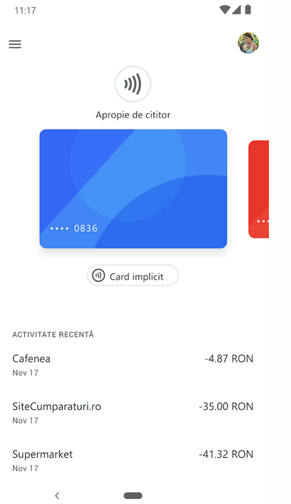 Serviciul Google Pay este disponibil și în România