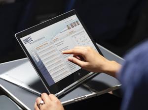 Noile produse HP pentru biroul viitorului