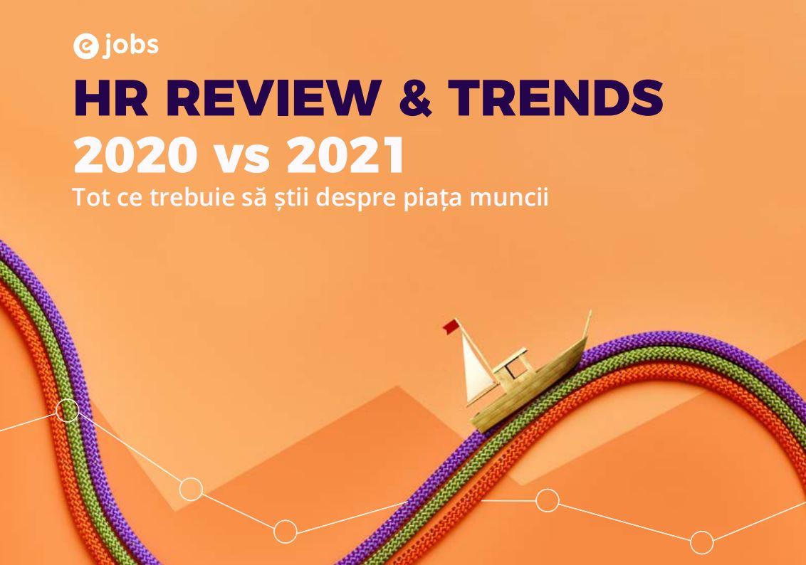 Raport eJobs: 2020 a fost anul recordurilor în materie de aplicări; angajarea a fost principalul obiectiv profesional al românilor