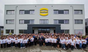Capacitatea fabricii Harting de la Sibiu se dublează