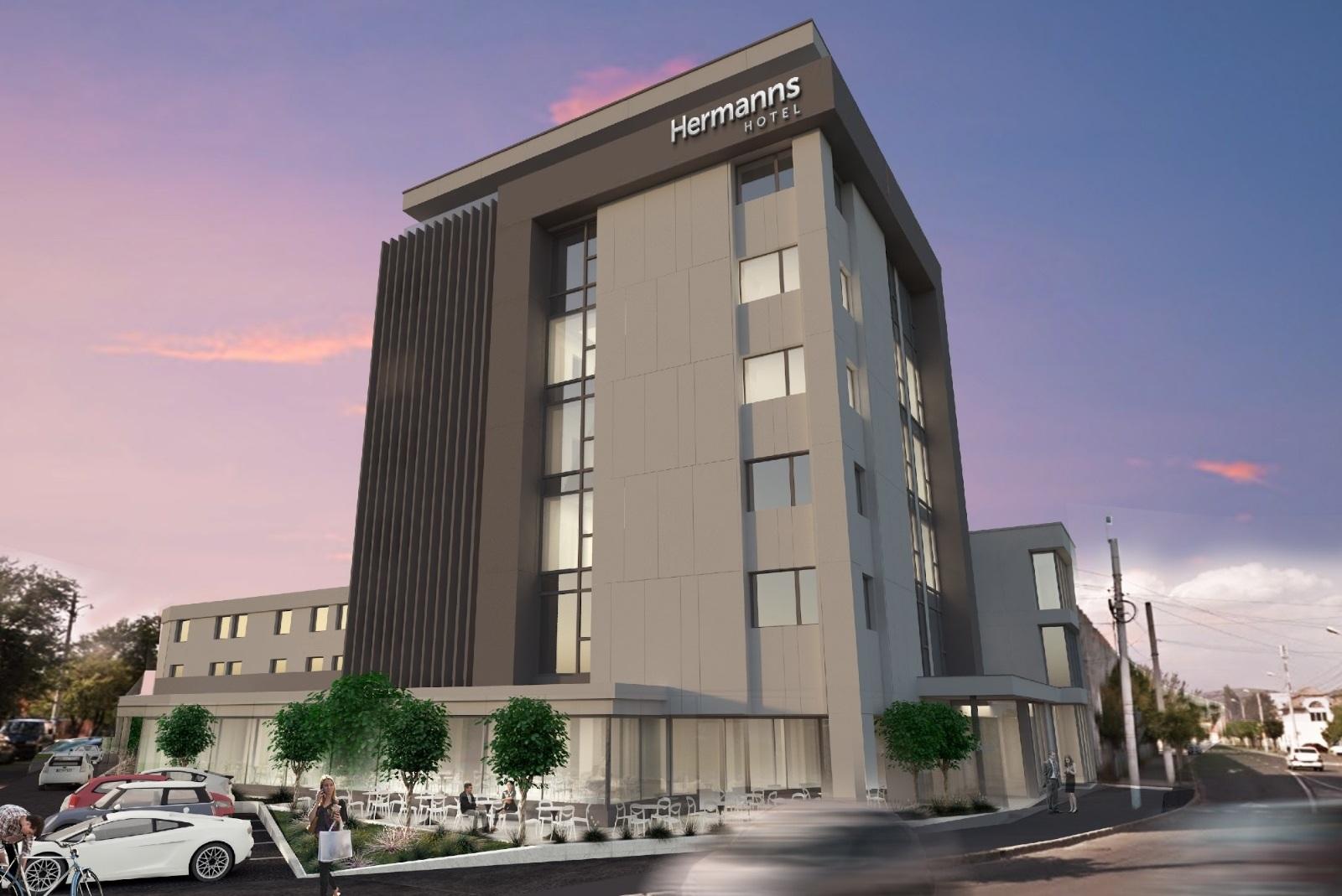 Un nou hotel de patru stele va fi deschis în Sibiu