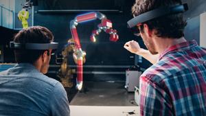 Microsoft HoloLens își extinde disponibilitatea în Europa