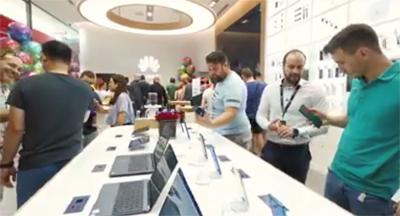 S-a deschis primul Huawei Experience Store din Romania