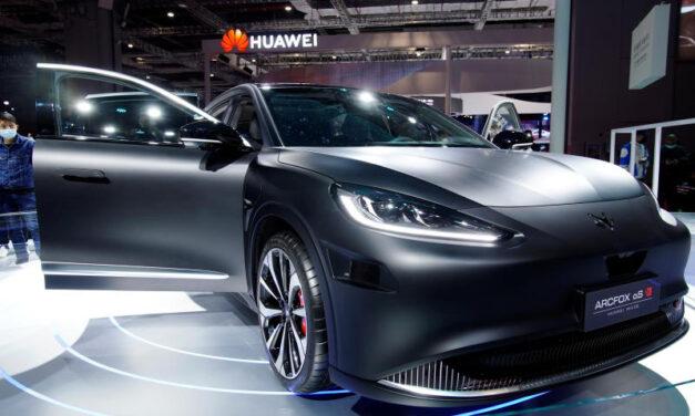 Mașina autonomă Huawei ar putea fi gata până în 2025