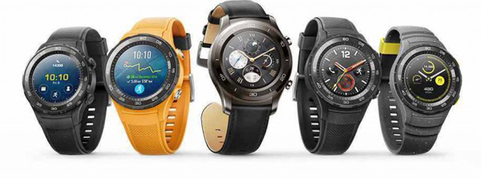 GADGET STAR: Huawei a lansat Smart Fitness Watch