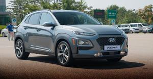 Noul Hyundai Kona a obtinut 5 stele la testele Euro NCAP