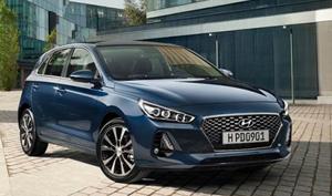 Hyundai i30 Fastback este disponibil  în România de la 17.785 de euro