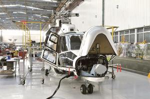 Producătorul de aeronave IAR Braşov a ajuns la afaceri de 40 mil. euro