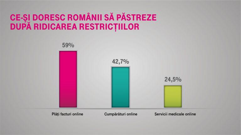Peste o treime dintre români lucrează de acasă: Skype este cea mai utilizată aplicaţie în scop profesional