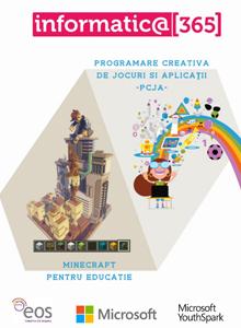 Informatica 365 – programul care ajută profesorii români să predea Informatică și TIC cu instrumente moderne și apreciate de copii