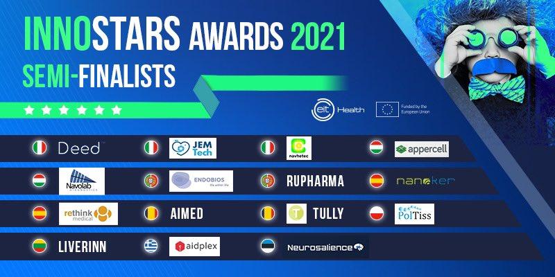 Două proiecte româneşti de sănătate digitală, selecționate în semifinala InnoStars Awards