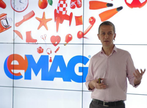 Iulian Stanciu devine Președinte Executiv eMAG