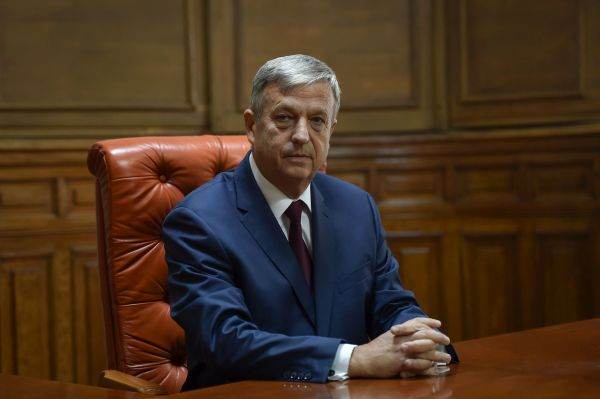 Iuliu Stocklosa este noul preşedinte al Camerei de Comerţ şi Industrie a Municipiului Bucureşti