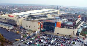 Mall-urile din provincie merg mai bine decât cele din Bucureşti