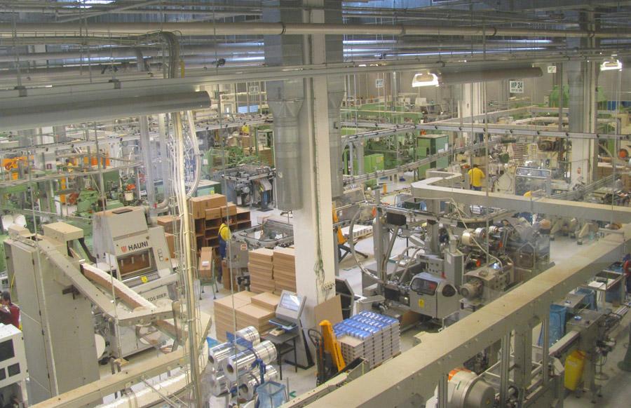 JTI investeşte 60 milioane de euro în fabrica din România