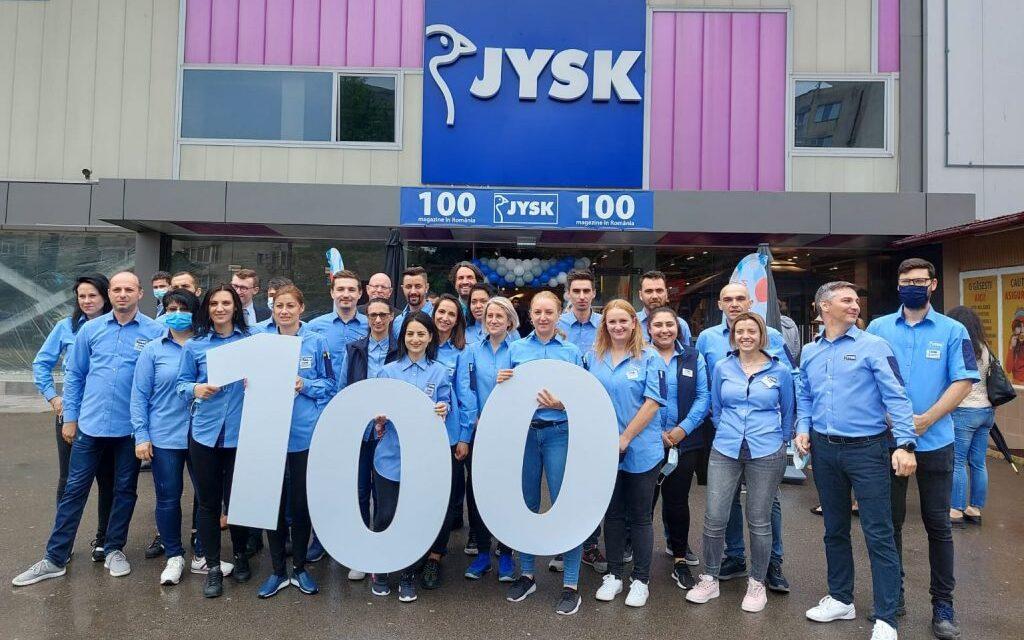 Ajunsă la 100 de locații în România, rețeaua JYSK are ca obiectiv dublarea numărului de magazine