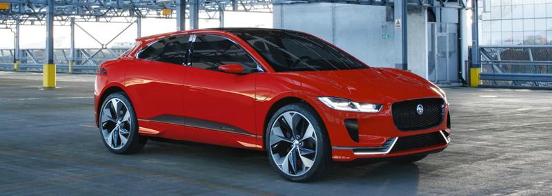 Jaguar a lansat I-PACE, primul SUV electric, pe piața din România