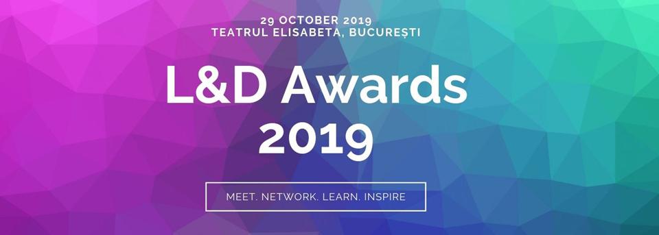 Topul celor mai apreciați traineri și coachi din România, în premieră la gala L&D Awards 2019