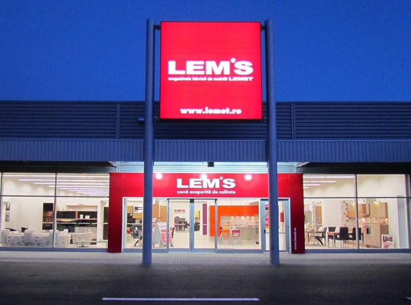 Producătorul de mobilă Lemet își extinde rețeaua de magazine