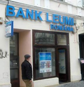 First Bank a semnat acordul de preluare a Bank Leumi România