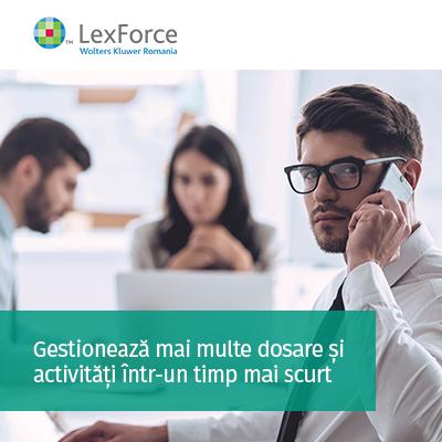 Provocarea noilor soluţii software pentru digitalizarea activității departamentelor juridice