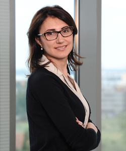 Aurelia Luca va fi noul country director al Skanska Property România