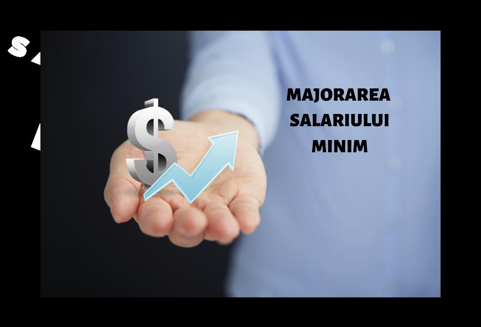 Patronatul IMM-urilor susține majorarea salariului minim