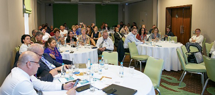 40 de asociații de pacienți din întreaga țară reunite la București în cadrul Programului de Management Modern