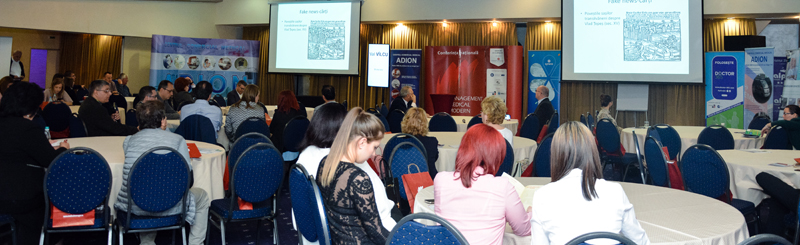 130 de participanți la cea de-a XXIII-a ediţie a  Conferinţei Naţionale de Management Medical Modern în Spitale Publice
