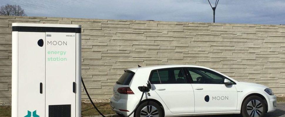 Porsche România intră pe piața stațiilor de încărcare pentru mașini electrice