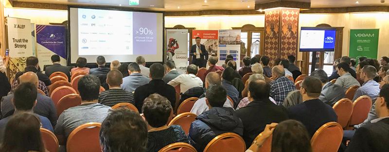 170 de manageri și specialiști în tehnologie au participat la Conferința de Cloud