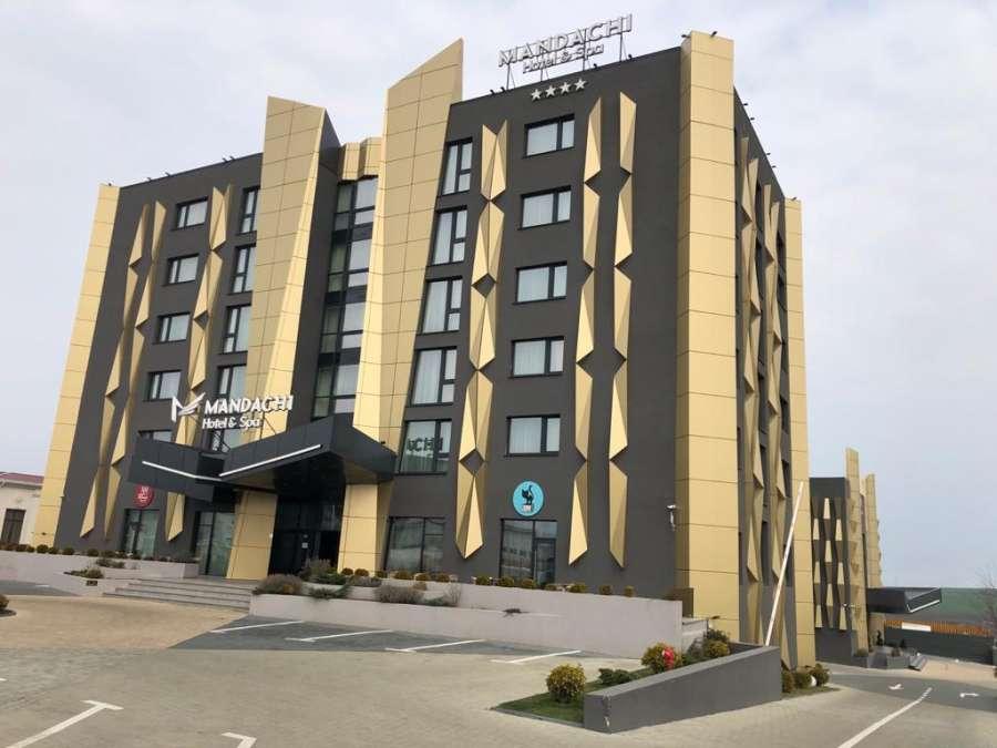 Mandachi Hotel&Spa este pus gratuit la dispoziția personalului medical aflat în carantină în urma expunerii la coronavirus