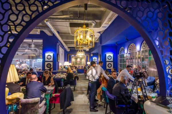 Phoenicia Hotels a inaugurat Restaurantul Mandaloun din Capitală