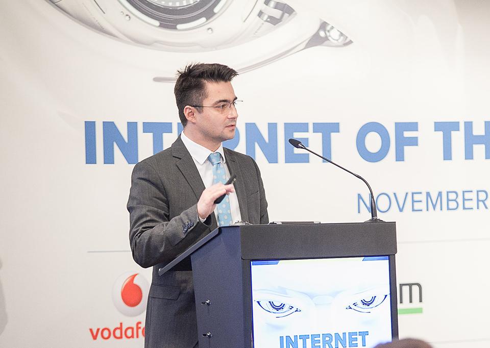 Marius Coman (Vodafone): Prin aplicaţia IoT de monitorizare a comportamentului şoferilor, companiile de asigurări pot personaliza ofertele
