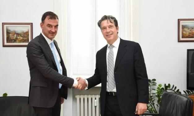 BERD investește 30 de milioane de euro în compania de asigurări Euroins