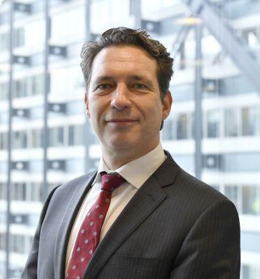 Mark Davis a fost numit în funcţia de Director Regional BERD
