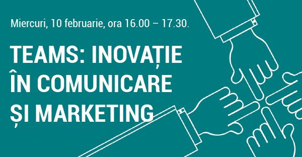 Comunitatea MarketingManager: a 16-a întâlnire a fost dedicată inovației în comunicare și marketing