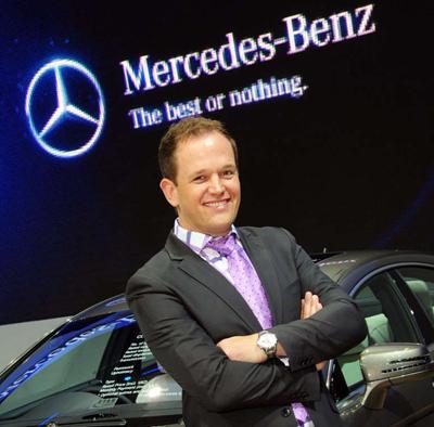 Martin Schulz va prelua funcţia de director general al Mercedes-Benz România