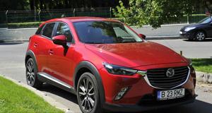 Vânzările de automobile Mazda în România au crescut cu 36% în 2015