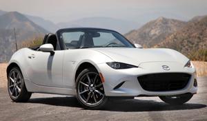 Noua Mazda MX-5 a fost aleasă Maşina Anului în Lume