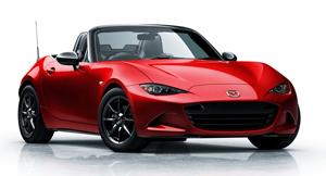Noua Mazda MX-5 este disponibilă în România de la 20.990 de euro