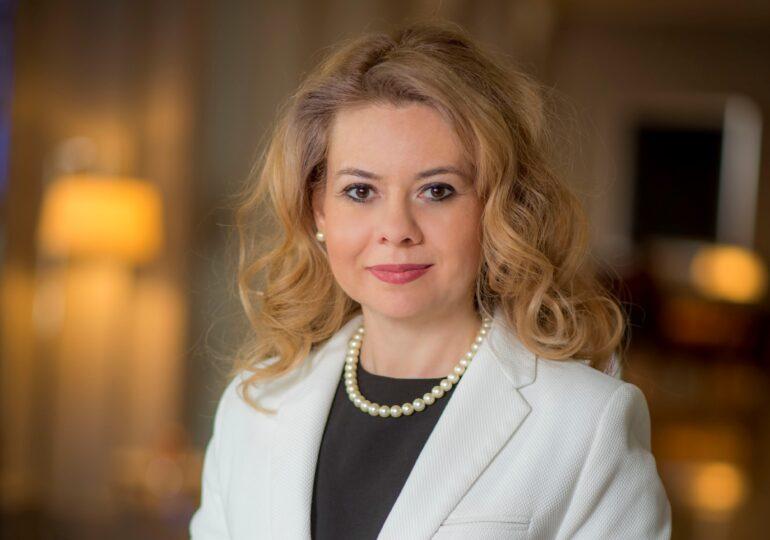 Meda Vasiliu este noul Manager General al hotelului de lux Nordis Mamaia
