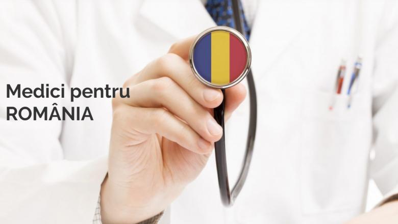 """Proiectul """"Medici pentru România"""" asigură consiliere online gratuită pentru bolnavii cronici"""