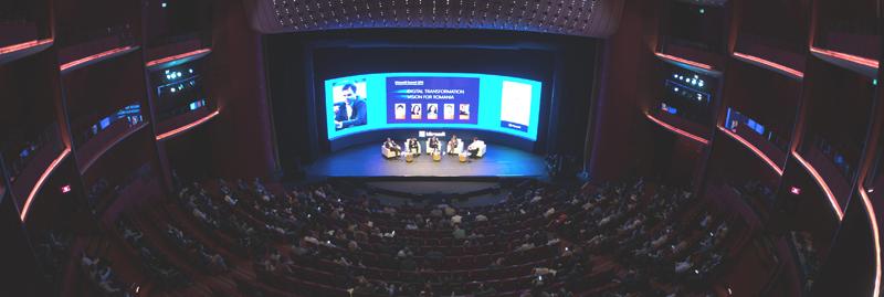 Economia și societatea digitală vor fi principalele teme de discuție la Microsoft Summit 2017