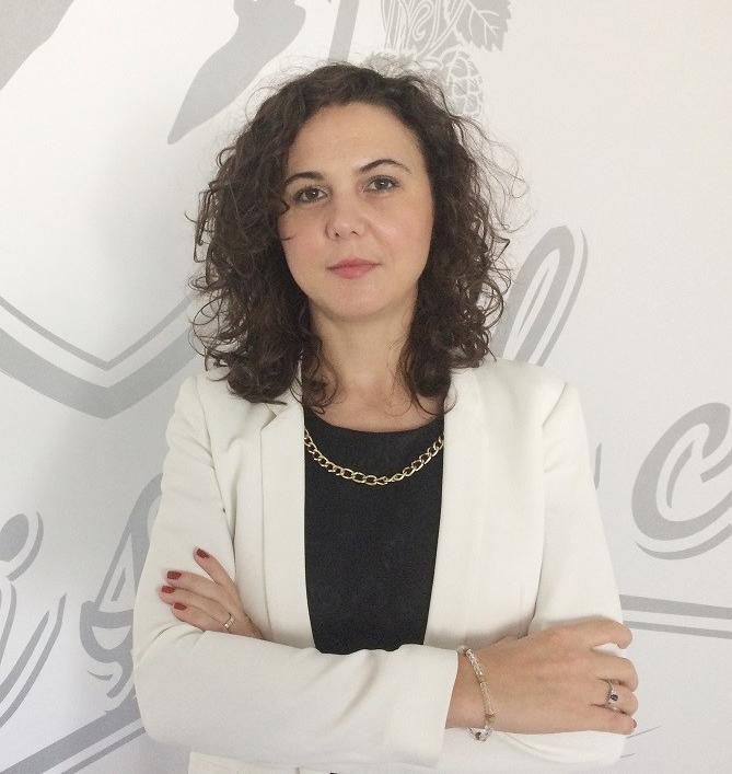 Mihaela Hristea este noul director de marketing al companiei Bergenbier