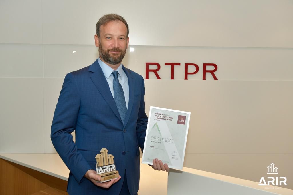 RTPR, prima firmă de avocatură care se alătură ARIR