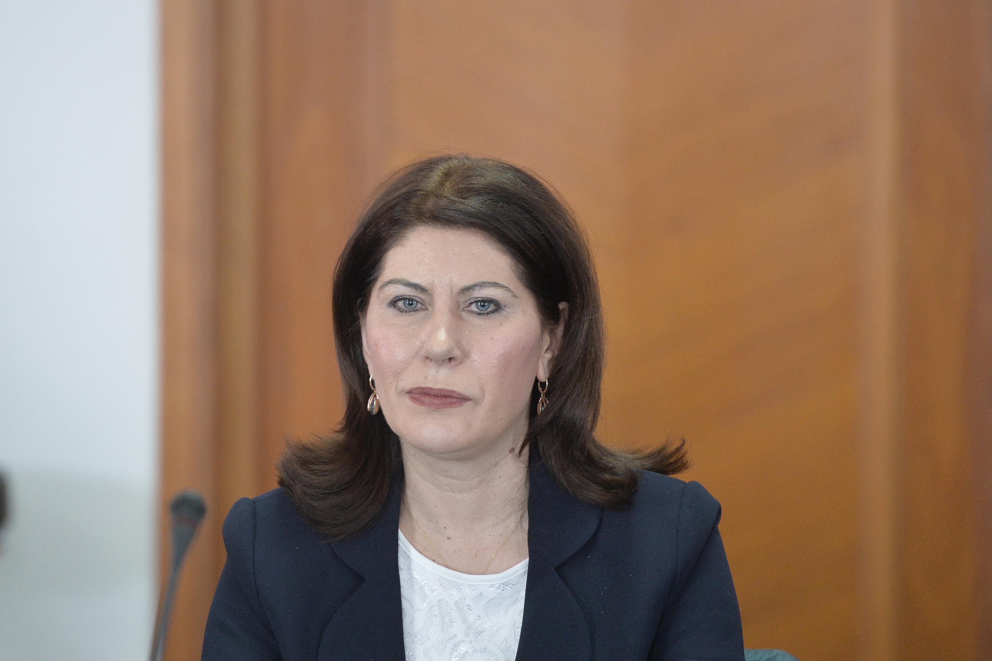 Mihaela Triculescu a fost înlocuită de Mirela Călugăreanu la şefia ANAF