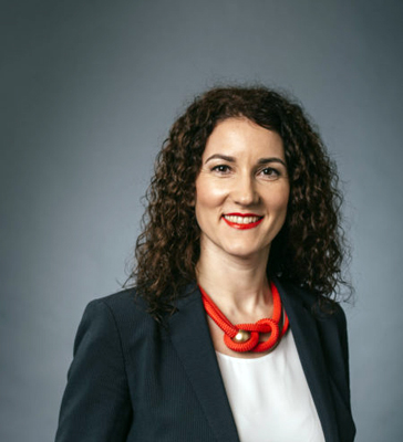 Miruna Senciuc este noul CEO al BNP Paribas Personal Finance
