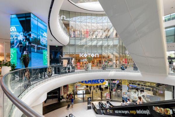 NEPI Rockcastle anunță investiții de peste 1,5 milioane de euro în rețeaua media digitală din centrele sale comerciale
