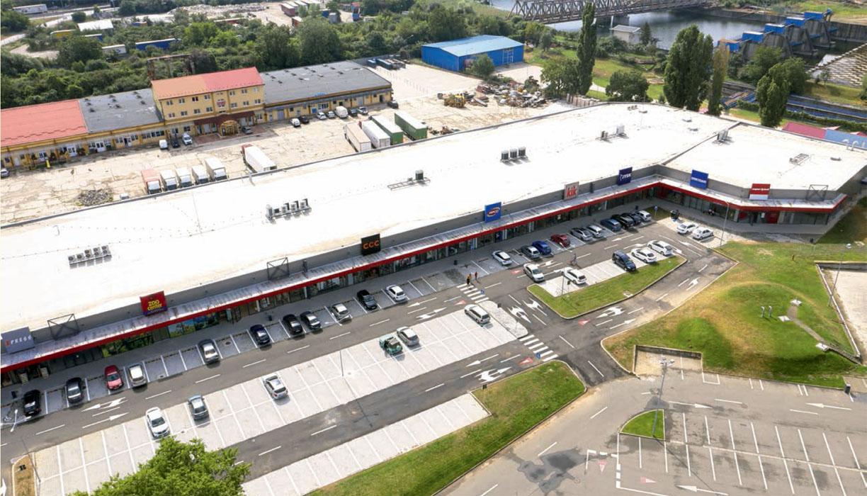 Investiție de 9 milioane de euro într-un nou parc de retail la Oradea